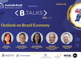 B. Talks - Outlook on Brazil Economy