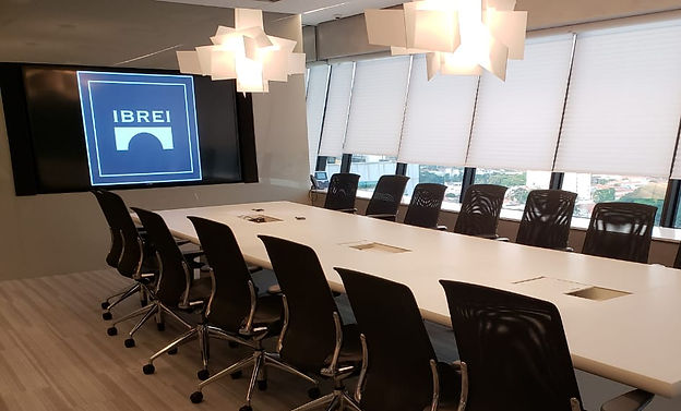 Mesa Reuniões IBREI