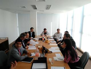 Reunião Geral com os Embaixadores Institucionais