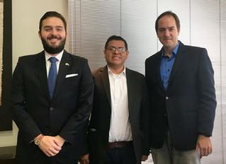 Nova Representação Internacional - Bolívia