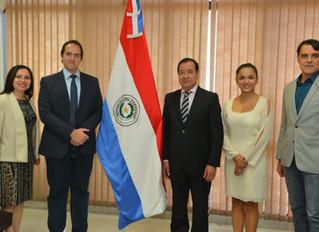 Missão Comercial Brasil - Paraguai