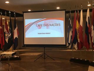 Diretor Regional do IBREI Participa do Café das Nações