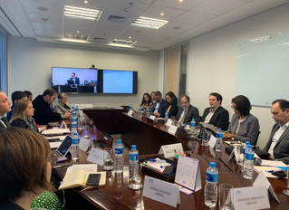 Nova composição do IBREI no Conselho Empresarial do BRICS