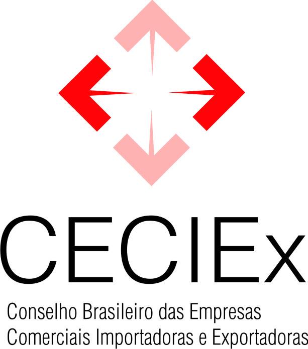 Logo Ceciex com nome na vertical