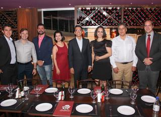IBREI Goiás comemora 1 ano de abertura em prestigiado restaurante de Goiânia