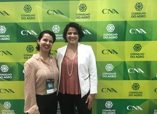 Diretora Regional prestigia evento sobre Cooperação Internacional no agronegócio