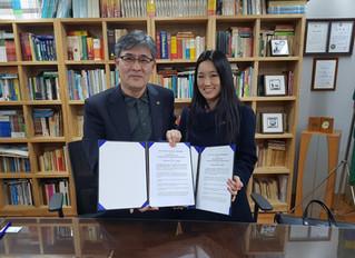 O IBREI firma mais uma importante parceria