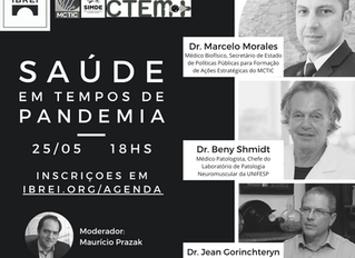 Saúde em tempos de Pandemia – e o Futuro