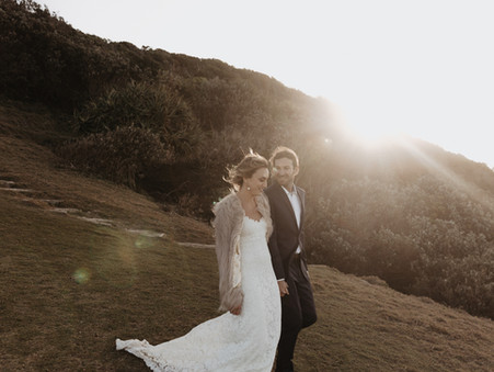 BYRON BAY BAREFOOT BEACH WEDDING