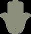 Hamsa Healing Icon