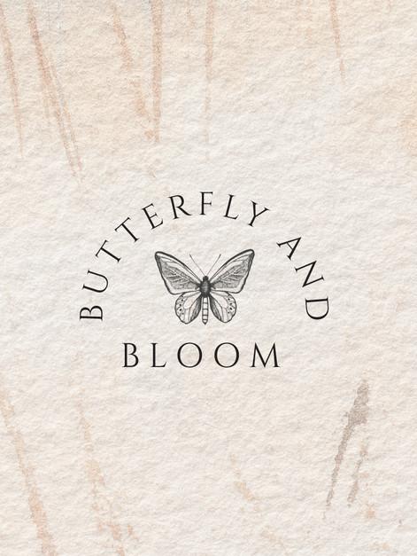 Butterfly & Bloom