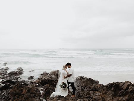 WATEGOS BEACH, BYRON BAY ELOPEMENT