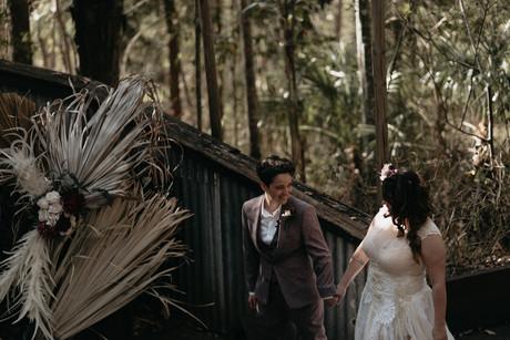 Tropical Romance & Co Brisbane Same Sex