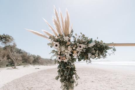 Tropical Romance & Co Byron Bay wedding-