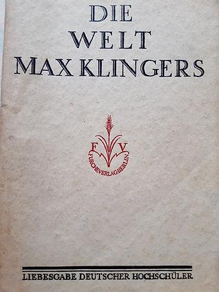 Die Welt Max Klingers