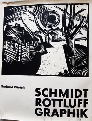 Schmidt Rottluff Graphik