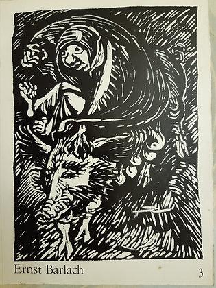 Barlach, Ernst - Katalog 3 - Ausstellung 1981