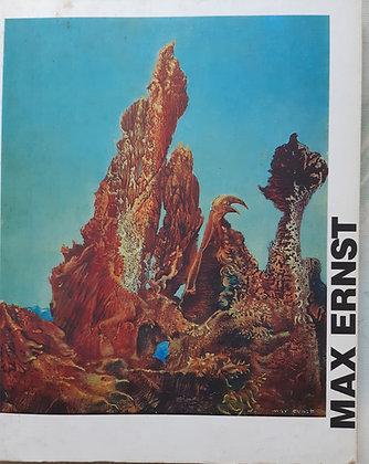 Max Ernst - Gemälde Graphik Skulptur / Buch