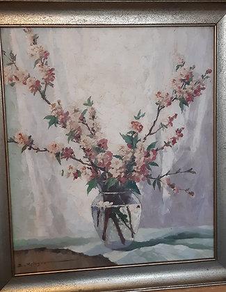 Krüger, Erich - Kirschblüten