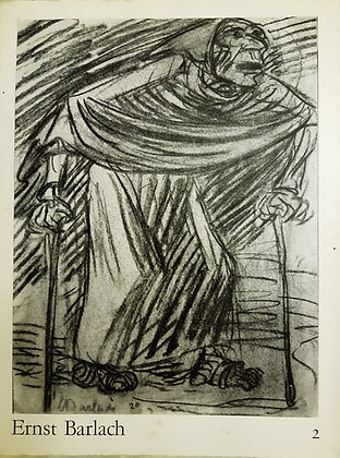 Barlach, Ernst - Katalog 2, Ausstellung 1981