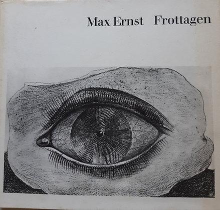Max Ernst - Frottagen - Buch