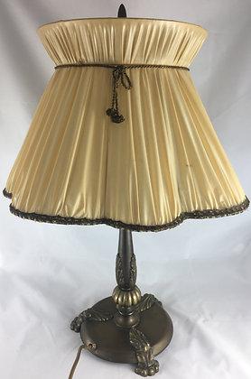 Tischlampe um 1900