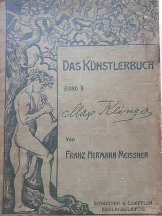 Max Klinger - Das Künstlerbuch Band II