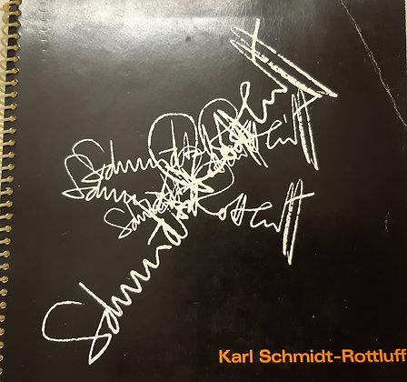 Karl Schmidt-Rottluff / Ausstellungsheft