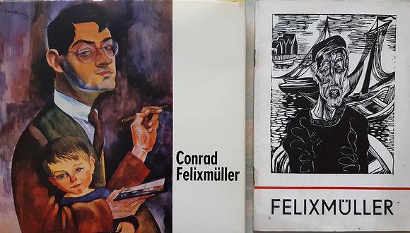 Conrad Felixmüller / Buch & Heft