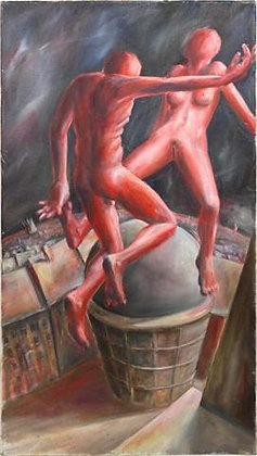 unsigniert, Kunst des 20.Jhd.