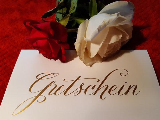 Gutschein - elegant / Wert 50,00 €