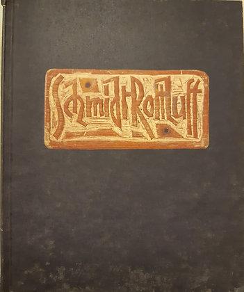 Schmidt-Rottluff / Ausstellungsheft 1977