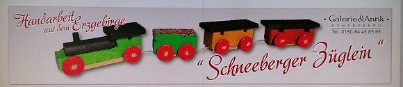 """""""Schneeberger Züglein"""" - Miniatur"""