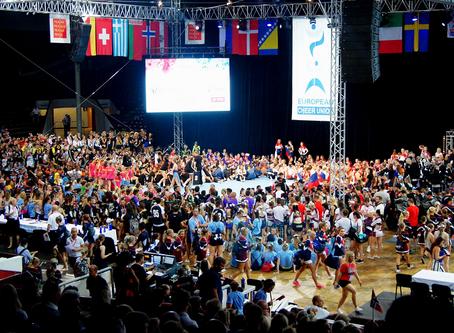 European Cheerleading Championship