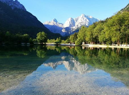 Slovenian paradise for summer alpine Incentives