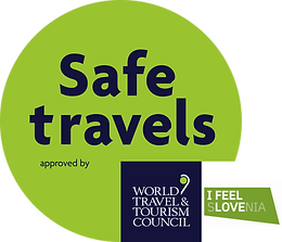 Slovenia receives Safe Travels Stamp