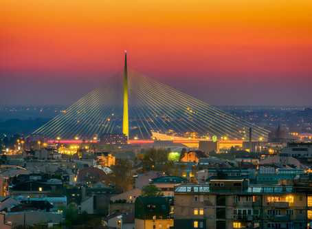 Belgrade, new incentive destination in 2019