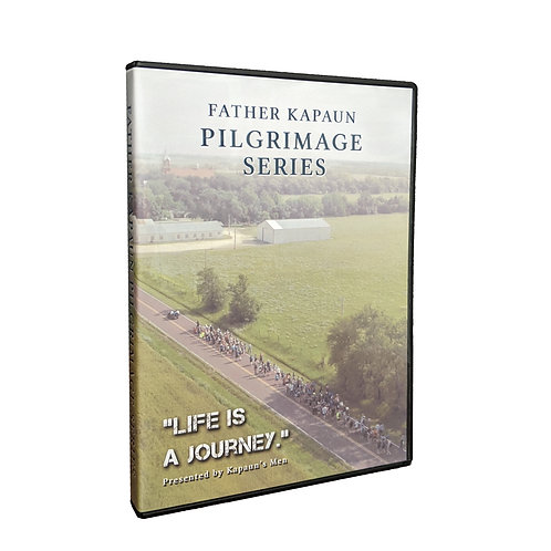 Pilgrimage Series DVD