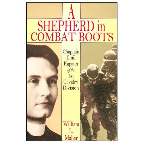 A Shepherd in Combat Boots