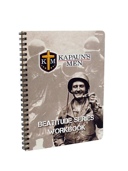 Beatitude Series Workbook
