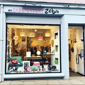 Independent Zebra shop Edinburgh