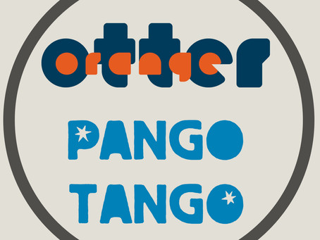 Pango Tango with Orange Otter