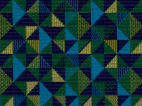 A journey through classic public transport fabric designs for cinema seat inspiration