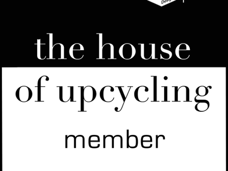 Proud to be a part of The House of Upcycling