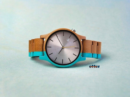Go on treat yourself with £10 off our wooden watches