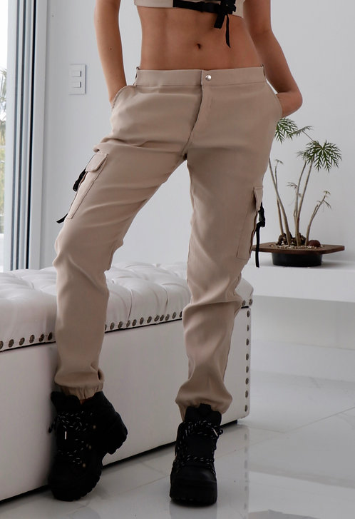 Pantalón DB Camuflado Cinta Faya