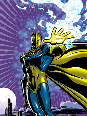 Dr. Fate Cover 1/5