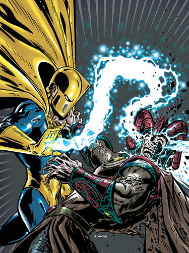 Dr. Fate Cover 5/5