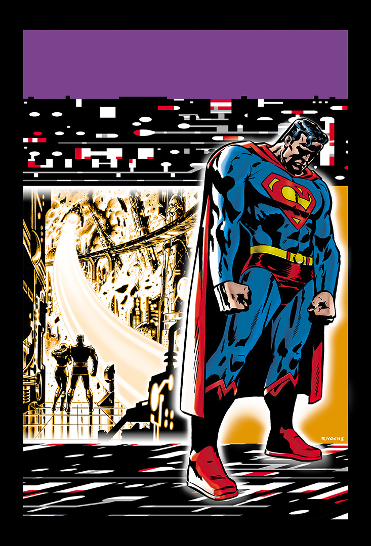 Superman Cover 4/4