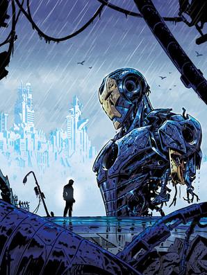 Iron Man Cover 5/5